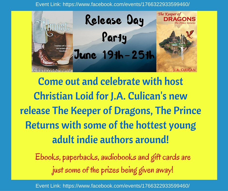 Your invited!Christian Loid Hosts a week long release day extravaganza! Join some of the hottest new youn (1)