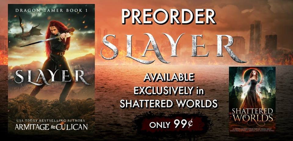 Slayer - available now on pre-order