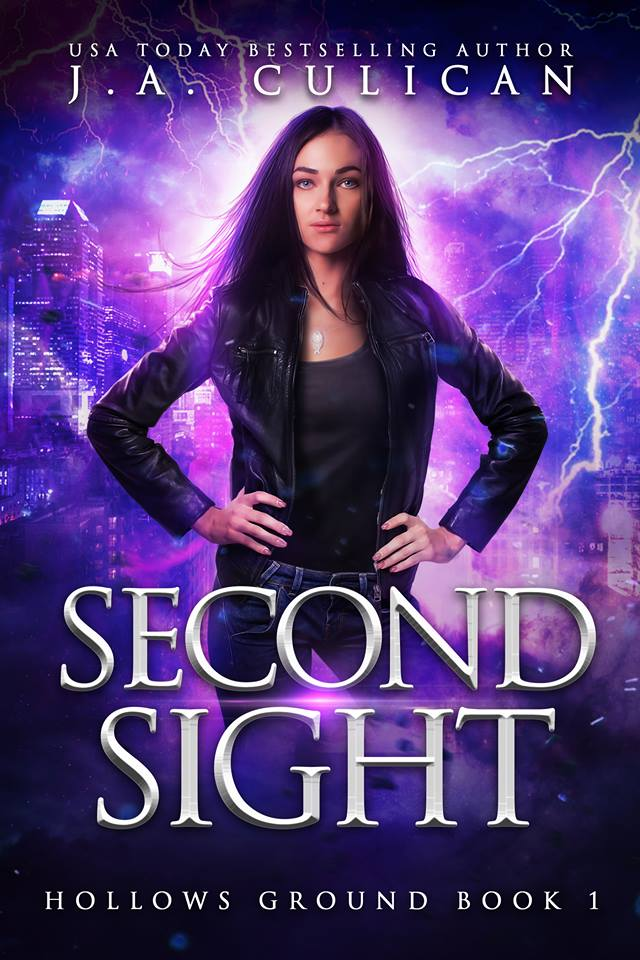Second Sight - now available!