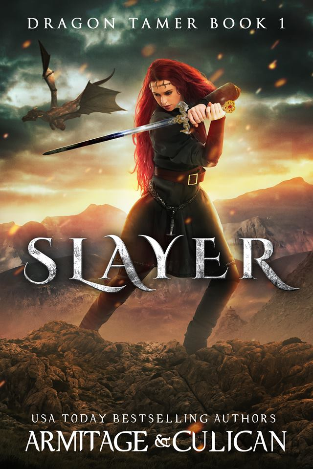 Dragon Tamer book 1 - Slayer
