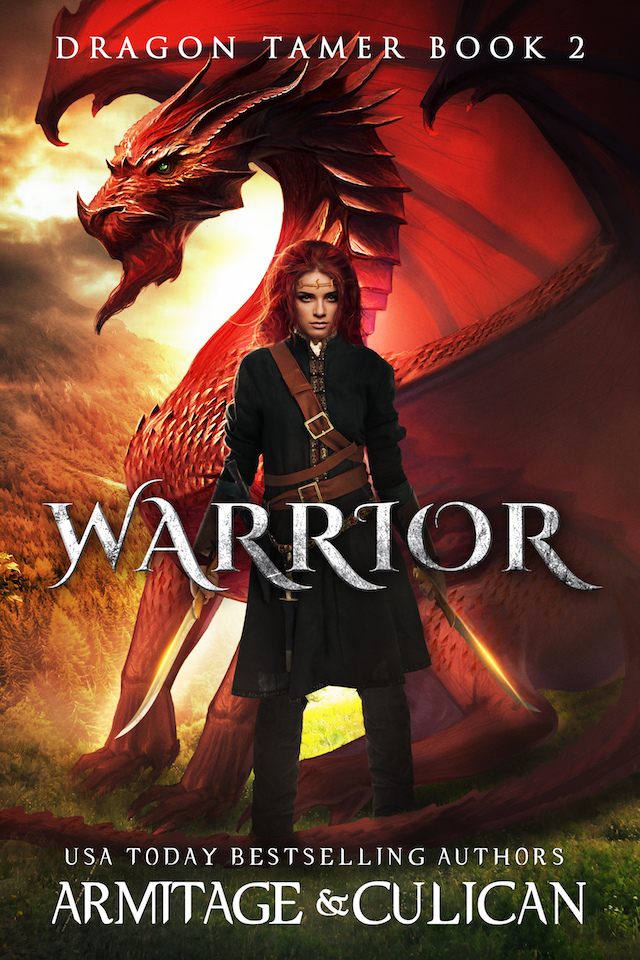 Dragon Tamer book 2 - Warrior
