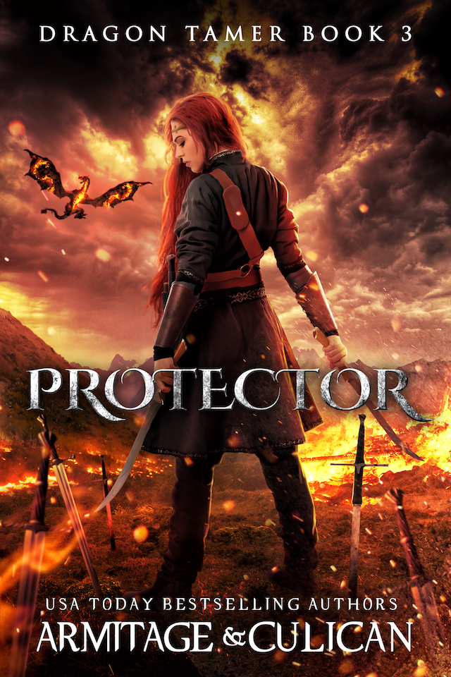 Dragon Tamer book 3 - Protector