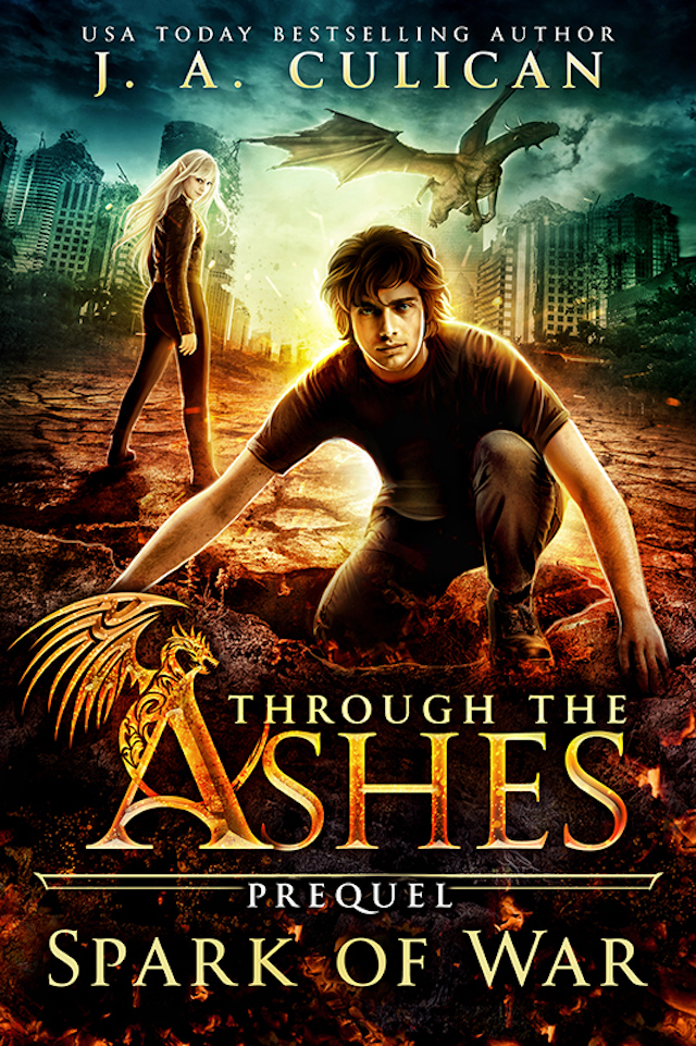 Through the Ashes prequel - Spark of War