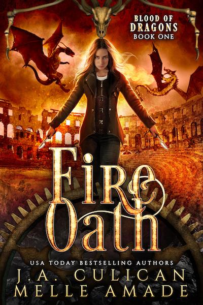 Book 1 - Fire Oath