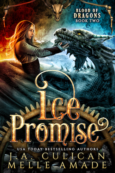 Book 2 - Ice Promise