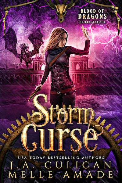 Book 3 - Storm Curse