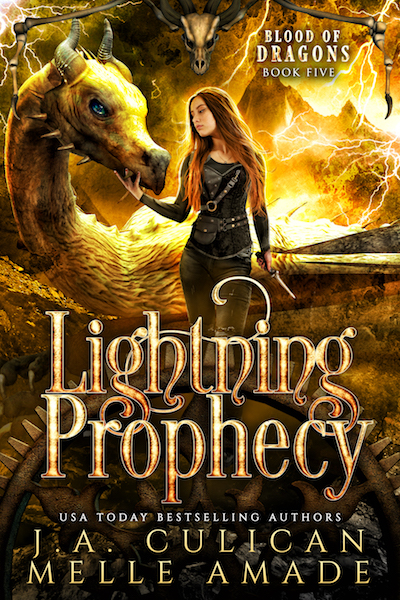 Book 5 - Lightning Prophecy