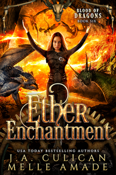 Book 6 - Ether Enchantment