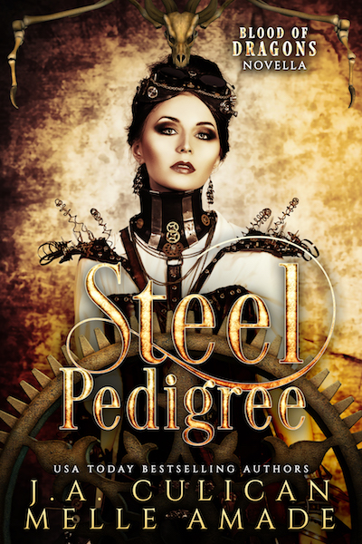 Blood of Dragons novella - Steel Pedigree