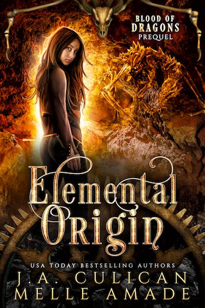 Blood of Dragons prequel - Elemental Origin