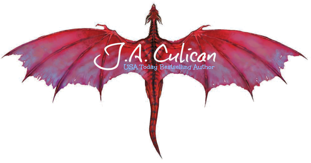 JA Culican - International bestseller - find the magic within