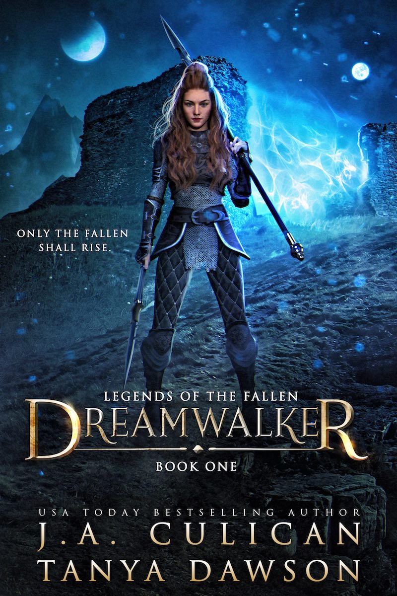 Legend of the Fallen book 1 - Dreamwalker