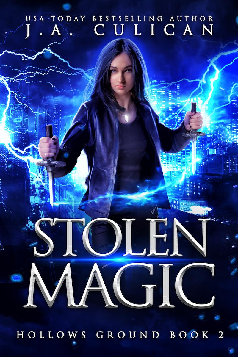 Hollows Ground book 1 - Stolen Magic