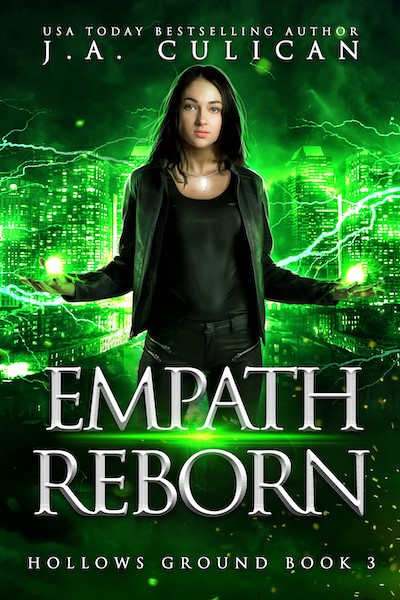 Hollows Ground book 3 - Empath Reborn