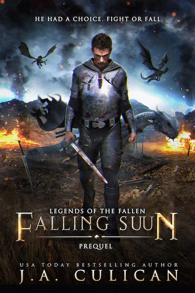 Legend of the Fallen prequel - Fallen Suun