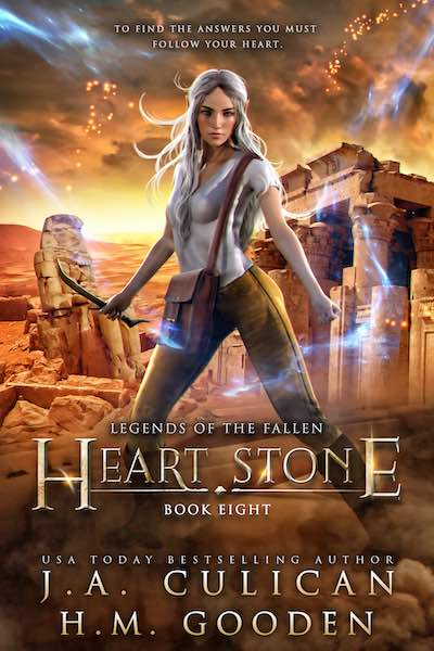Book 8 - Heart of Stone
