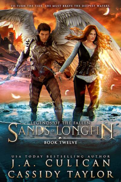 Book 12 - Sands of Longfin