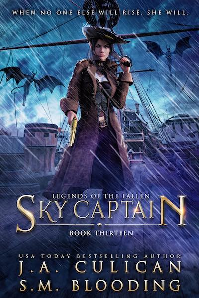 Book 13 - Sky Captain