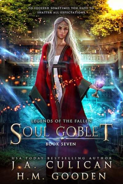 Book 7 - Soul Goblet