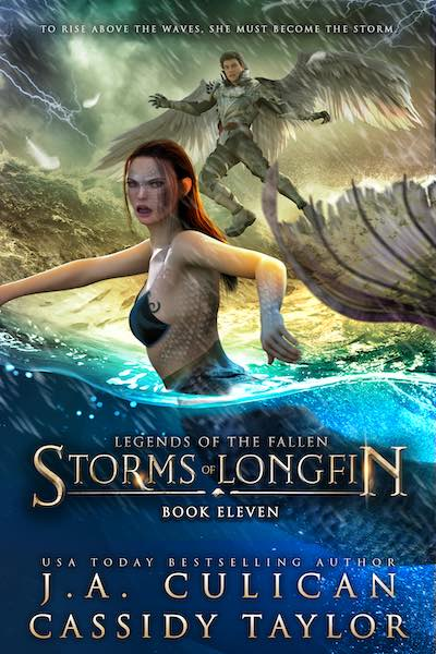 Book 11 - Storms of Longfin