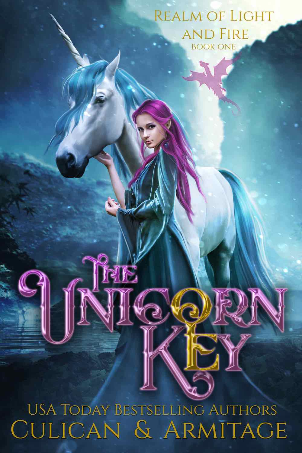 Real of Light and Fire - The Unicorn Key